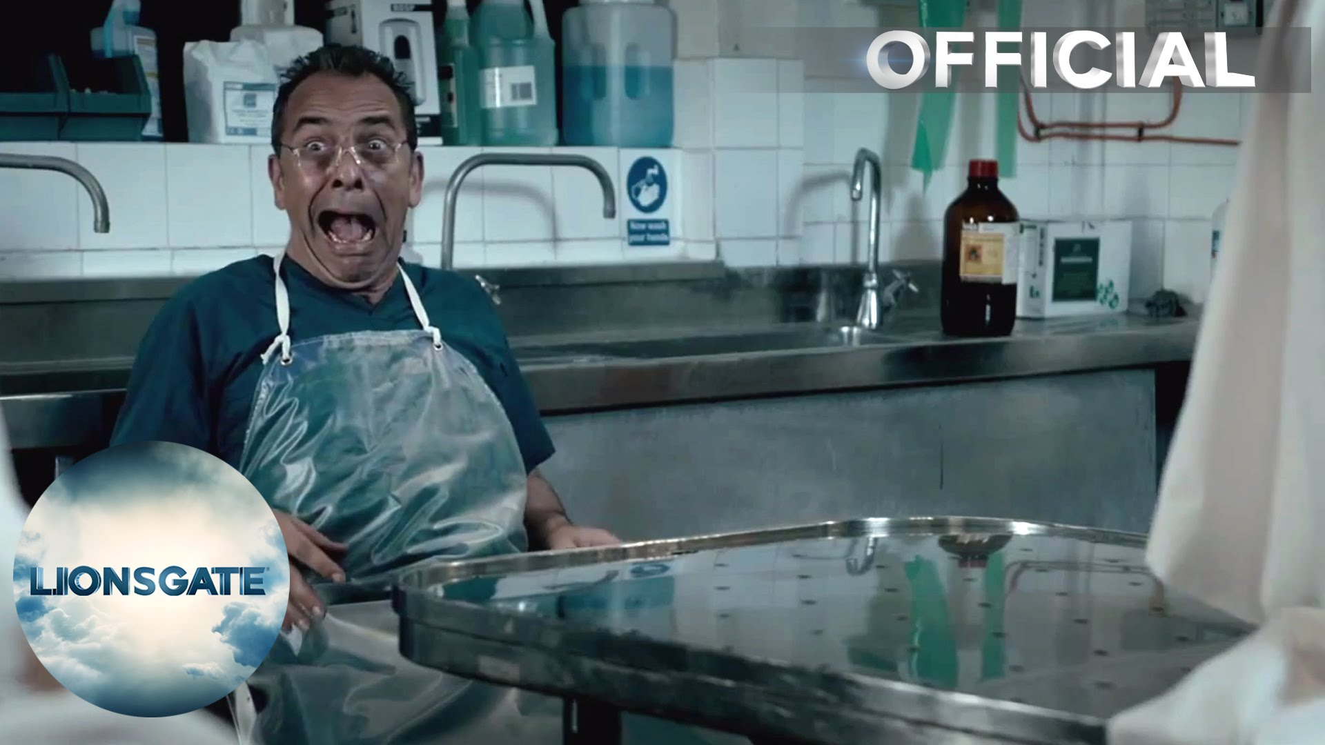 """Absolutely Anything – Clip """"Zombies"""" – In Cinemas August 14"""
