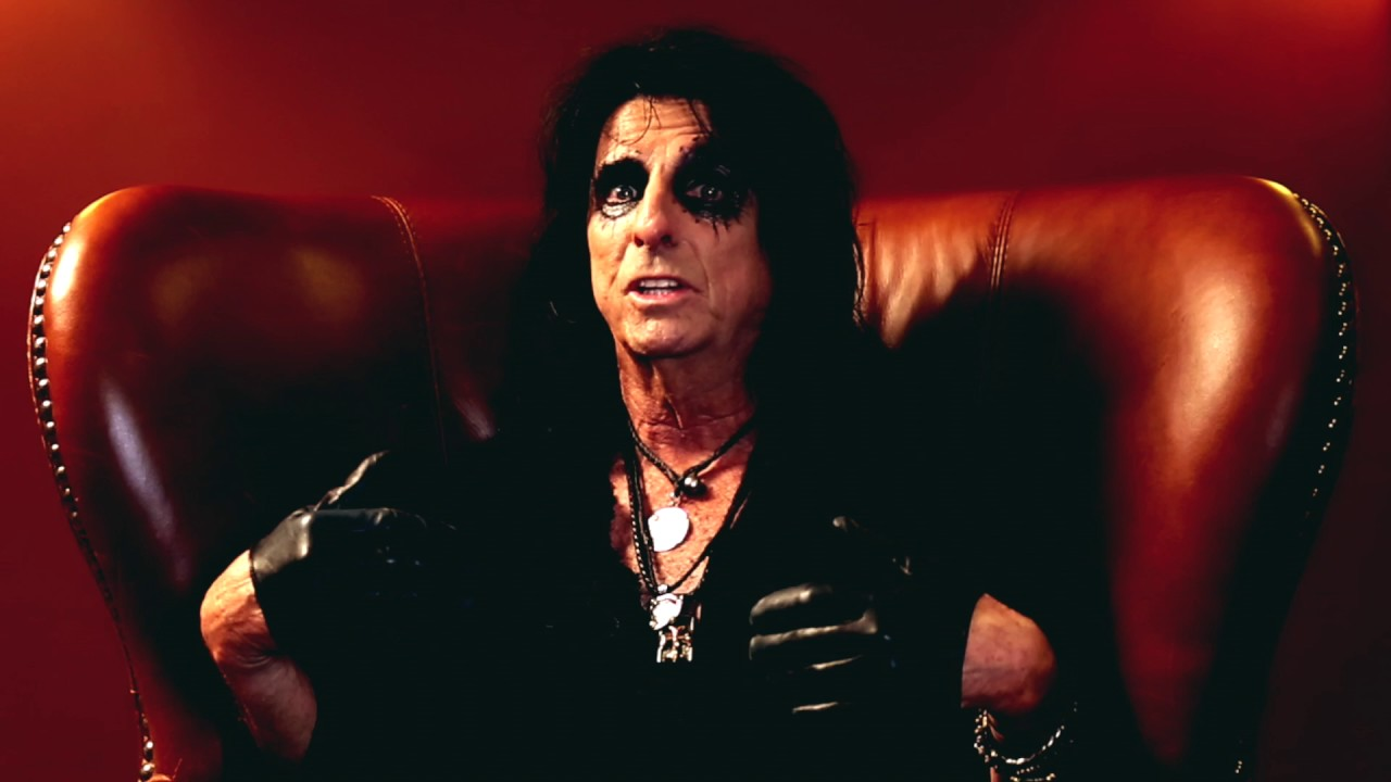 Alice Cooper – A Paranormal Interview (Part 2)