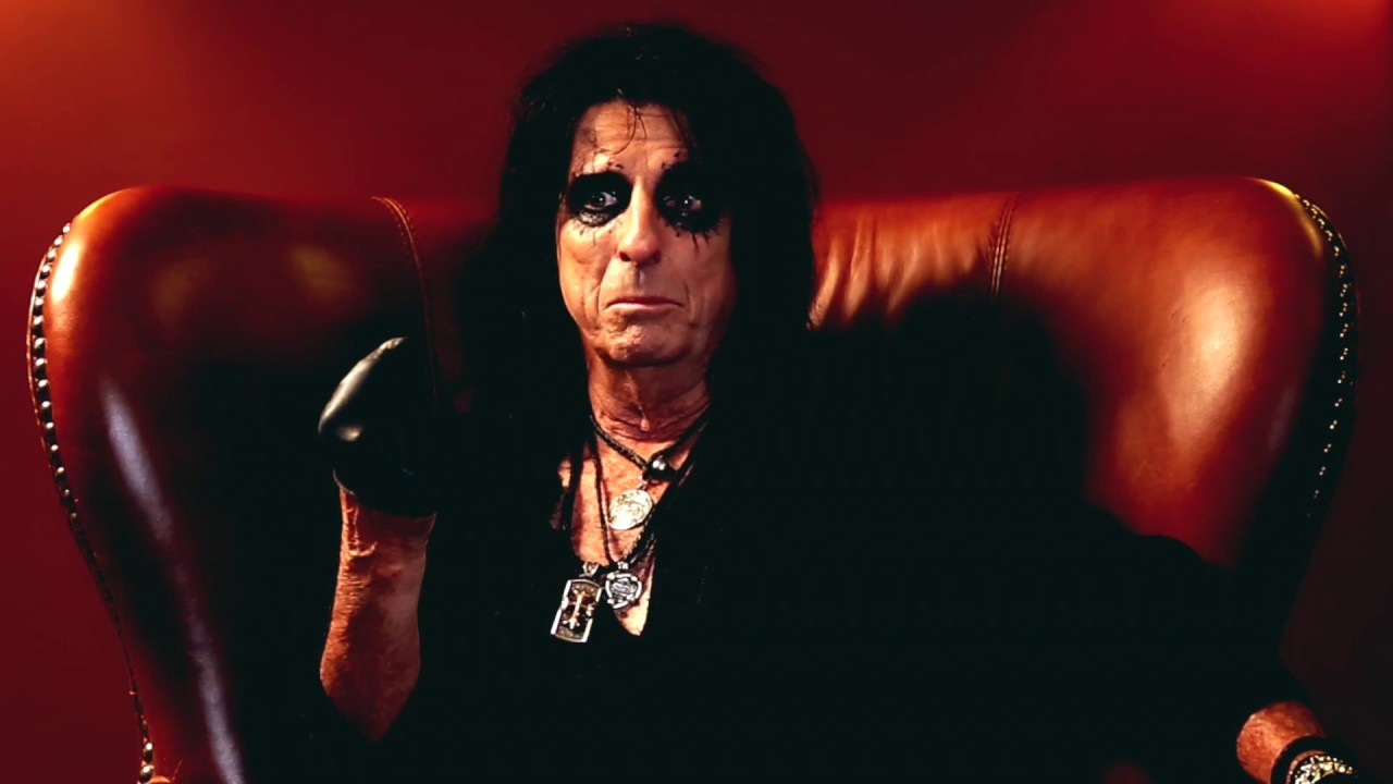 Alice Cooper – A Paranormal Interview (Part 3)