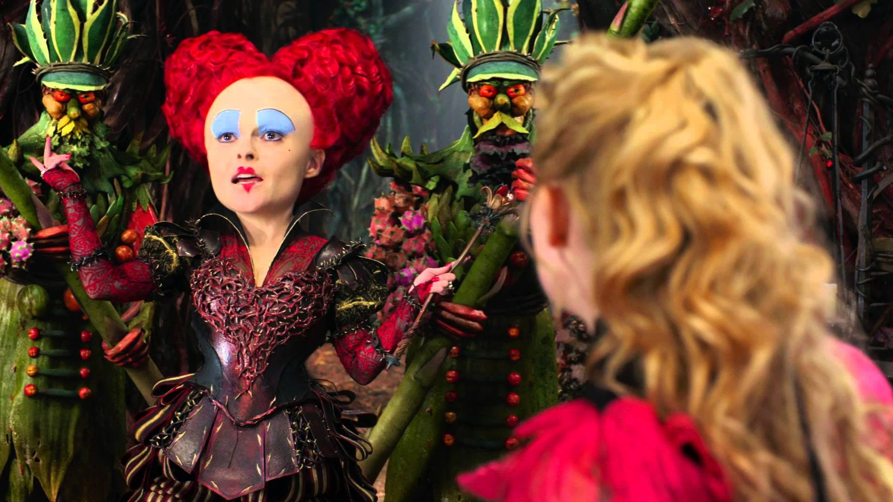 "Alice Through The Looking Glass – ""Hurry Up"" Clip"