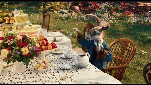 Alice Through The Looking Glass – In Theaters May 27!