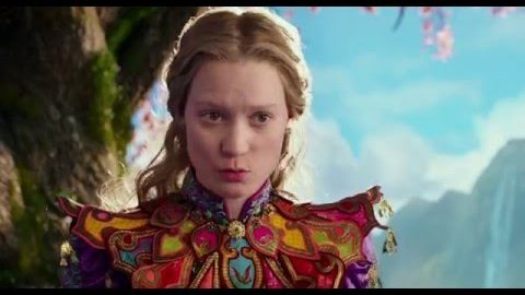 Alice Through The Looking Glass – Extended look