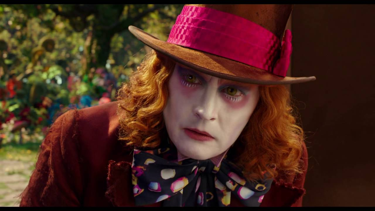 "Alice Through The Looking Glass – ""Tea and Time"" clip"