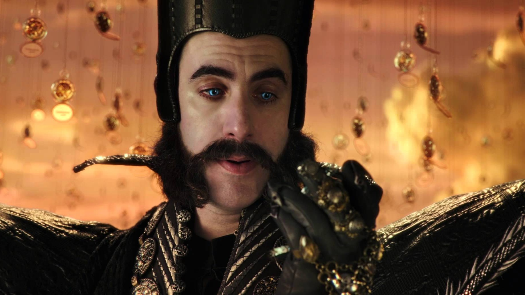 "Alice Through The Looking Glass – ""Tick Tock"" Clip"