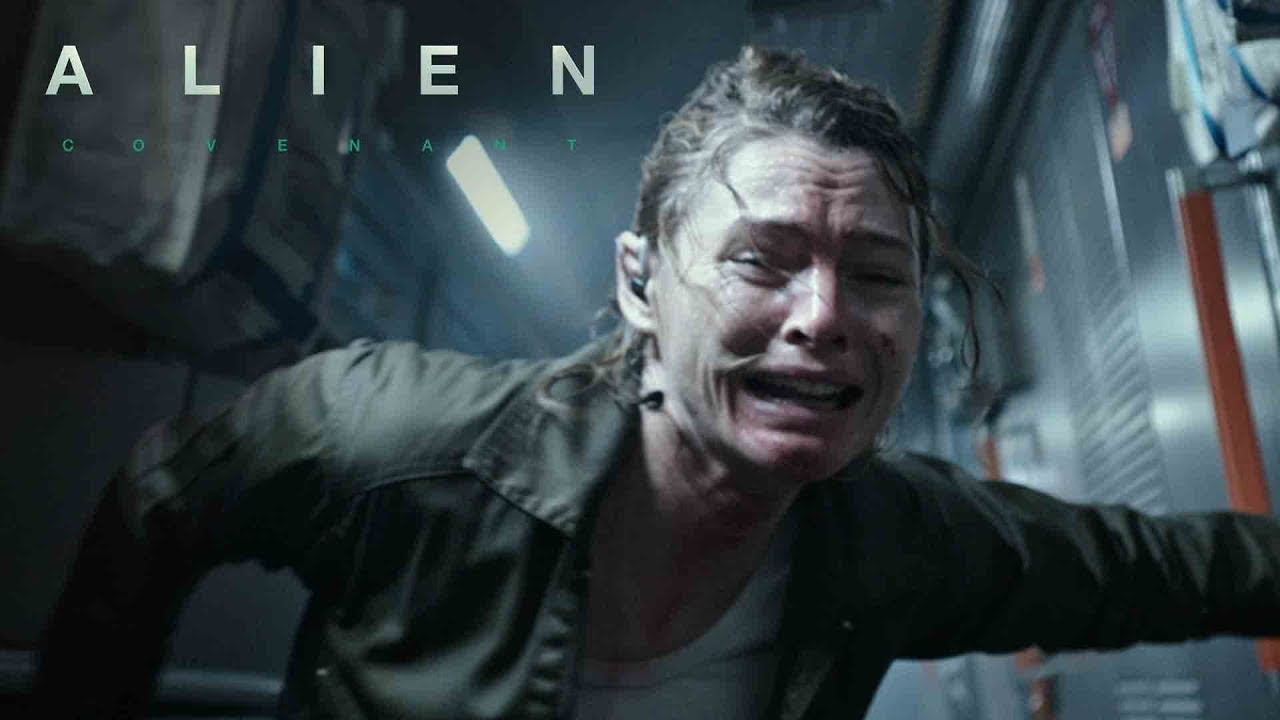 Alien: Covenant   Look for it on Blu-ray, DVD and Digital HD   20th Century FOX