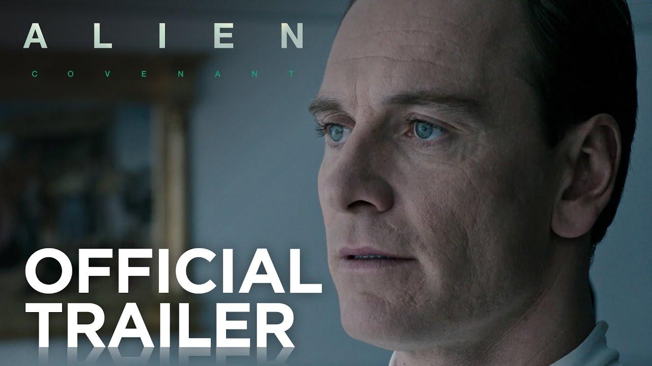 Alien: Covenant   Official Trailer [HD]   20th Century FOX