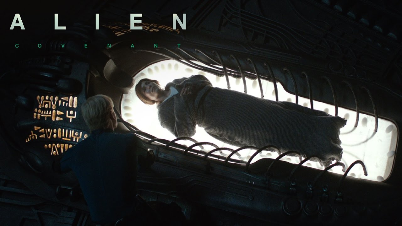 Alien: Covenant   Prologue: The Crossing   20th Century FOX