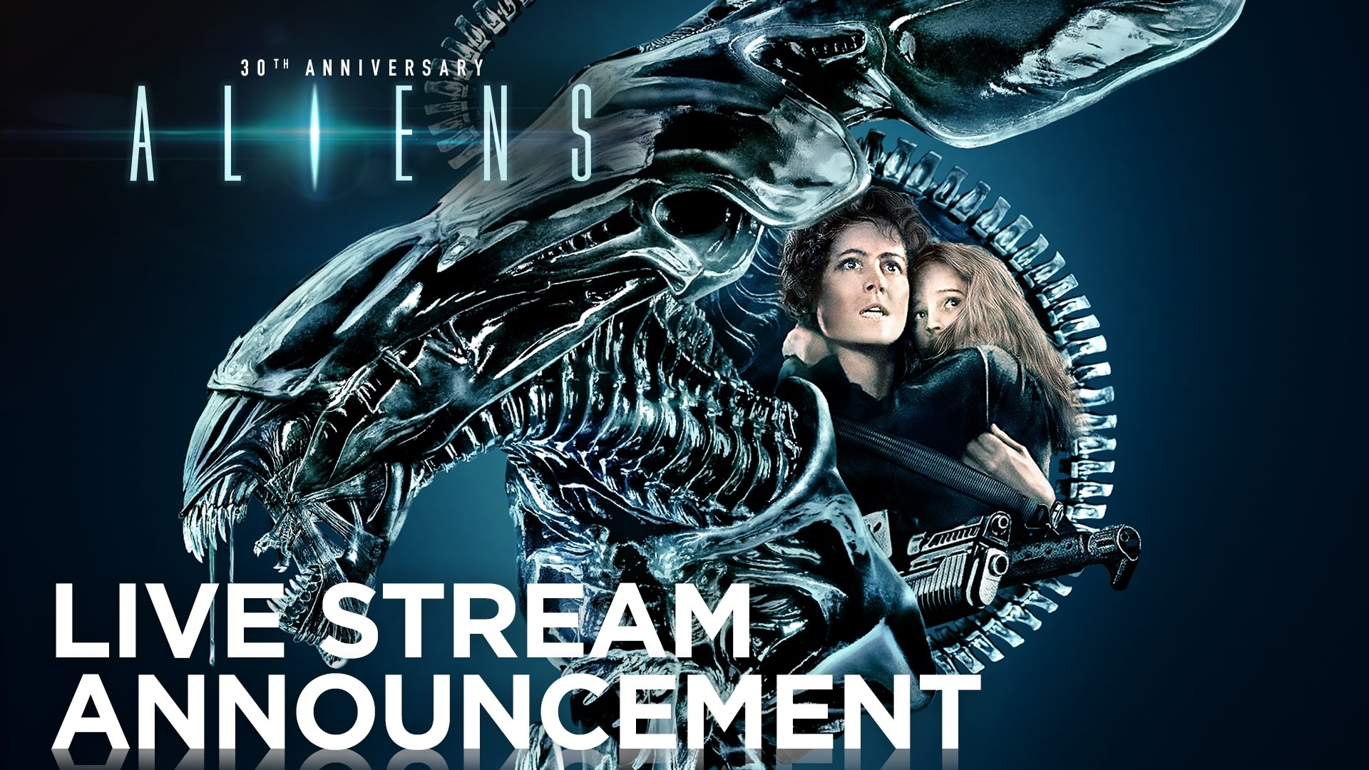 Aliens 30th Anniversary | SD Comic-Con YouTube Mobile Live Stream Announcement | 20th Century FOX