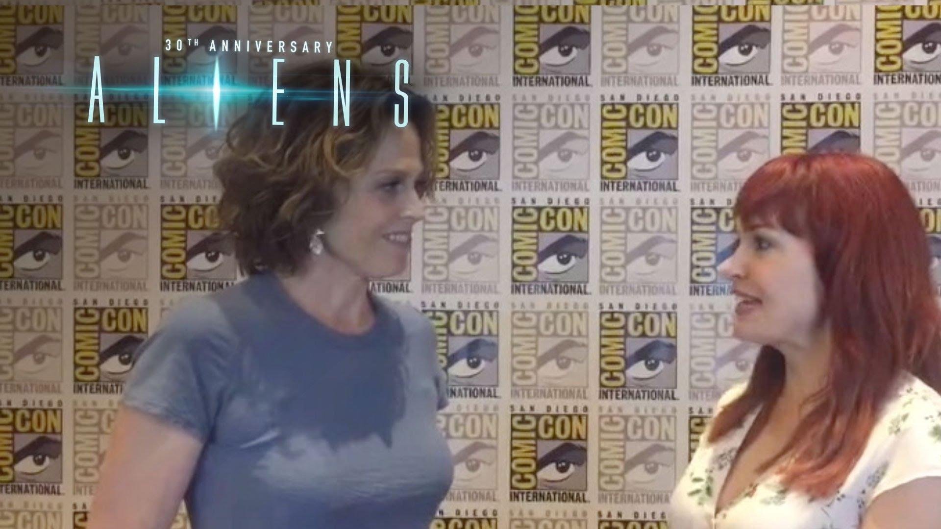 Aliens 30th Anniversary | Sigourney Weaver Interview