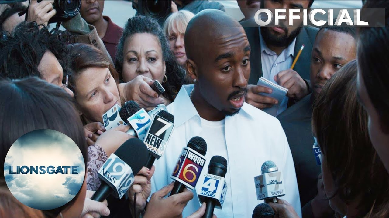 """All Eyez on Me – Clip  """"Courthouse"""" – In Cinemas June 30"""