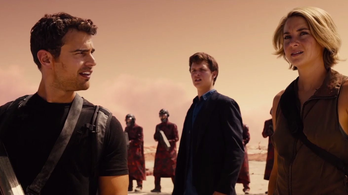 Allegiant Trailer – Early Digital Release 4th July
