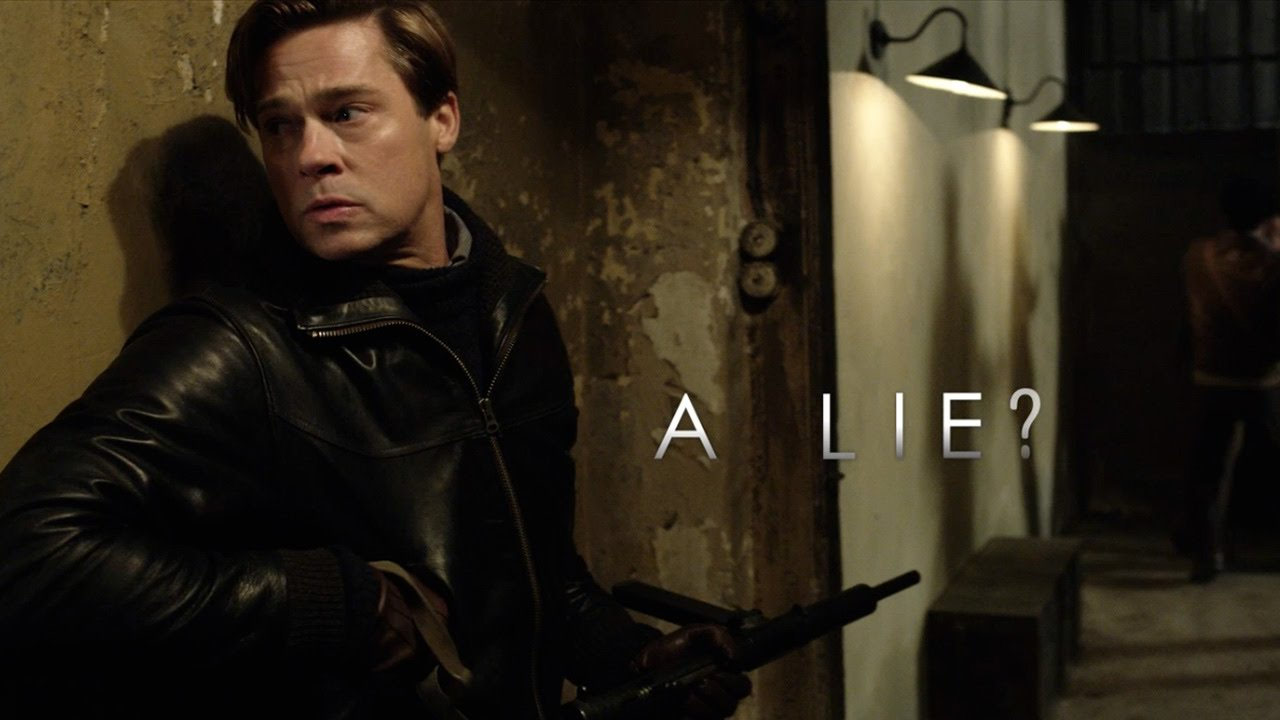 """Allied (2016) – """"Lies"""" – Paramount Pictures"""