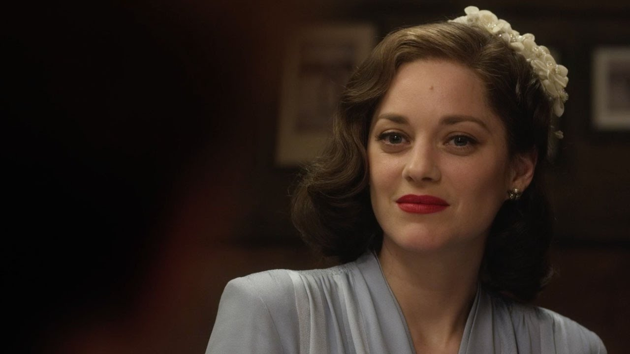 """Allied (2016) – """"Marion as Marianne"""" – Paramount Pictures"""
