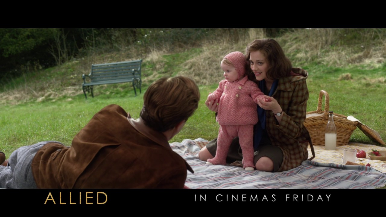 Allied | Glorious Review | Paramount Pictures UK
