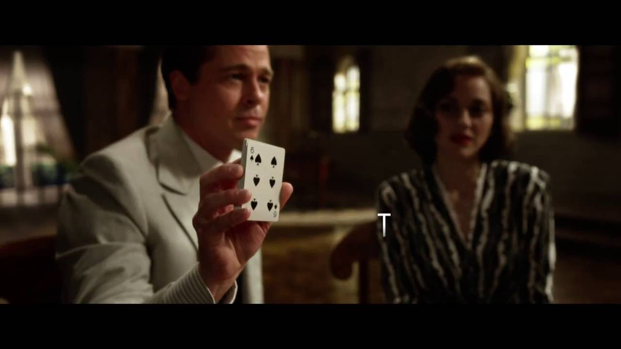 Allied | Lies | Paramount Pictures UK
