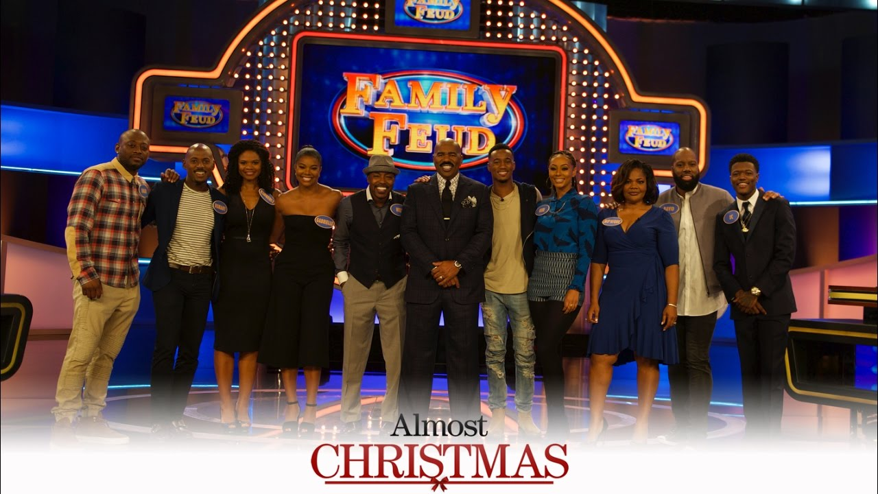Almost Christmas – Family Feud (HD)