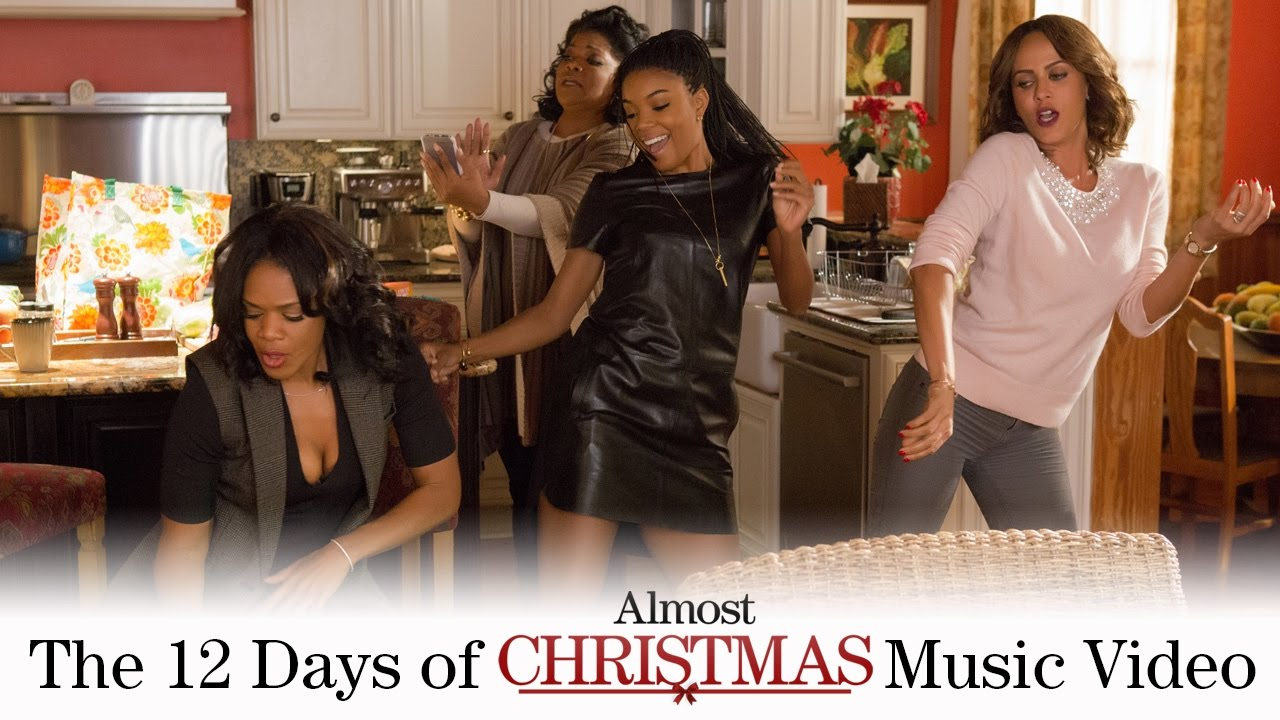 Almost Christmas – The 12 Days of Almost Christmas Music Video