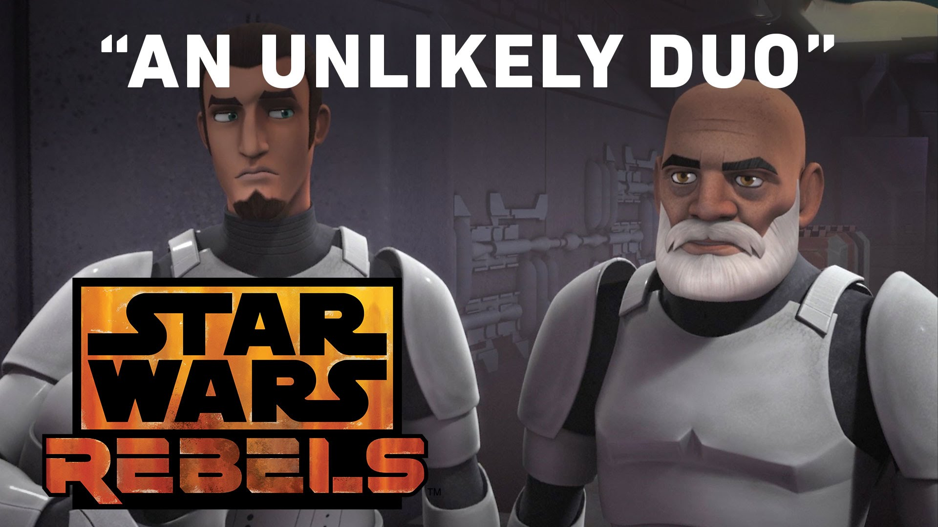 An Unlikely Duo – Stealth Strike Preview | Star Wars Rebels