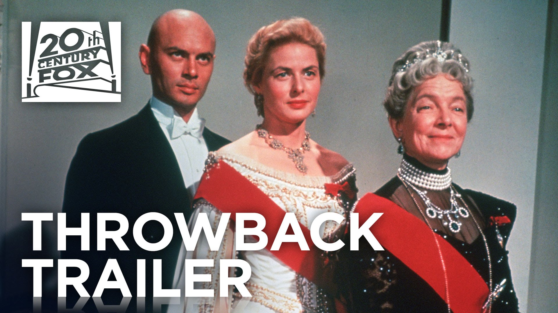 Anastasia   #TBT Trailer   20th Century FOX