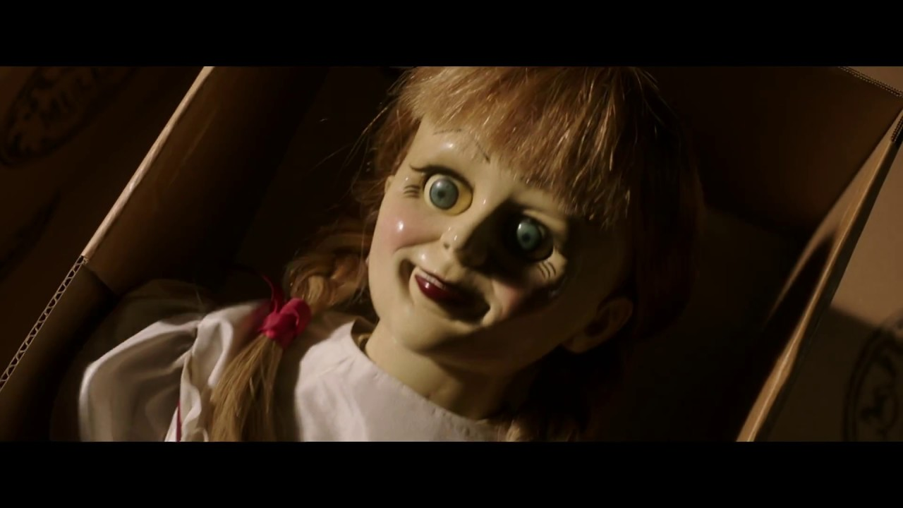 """ANNABELLE: CREATION – """"Doll Review"""" TV Spot"""