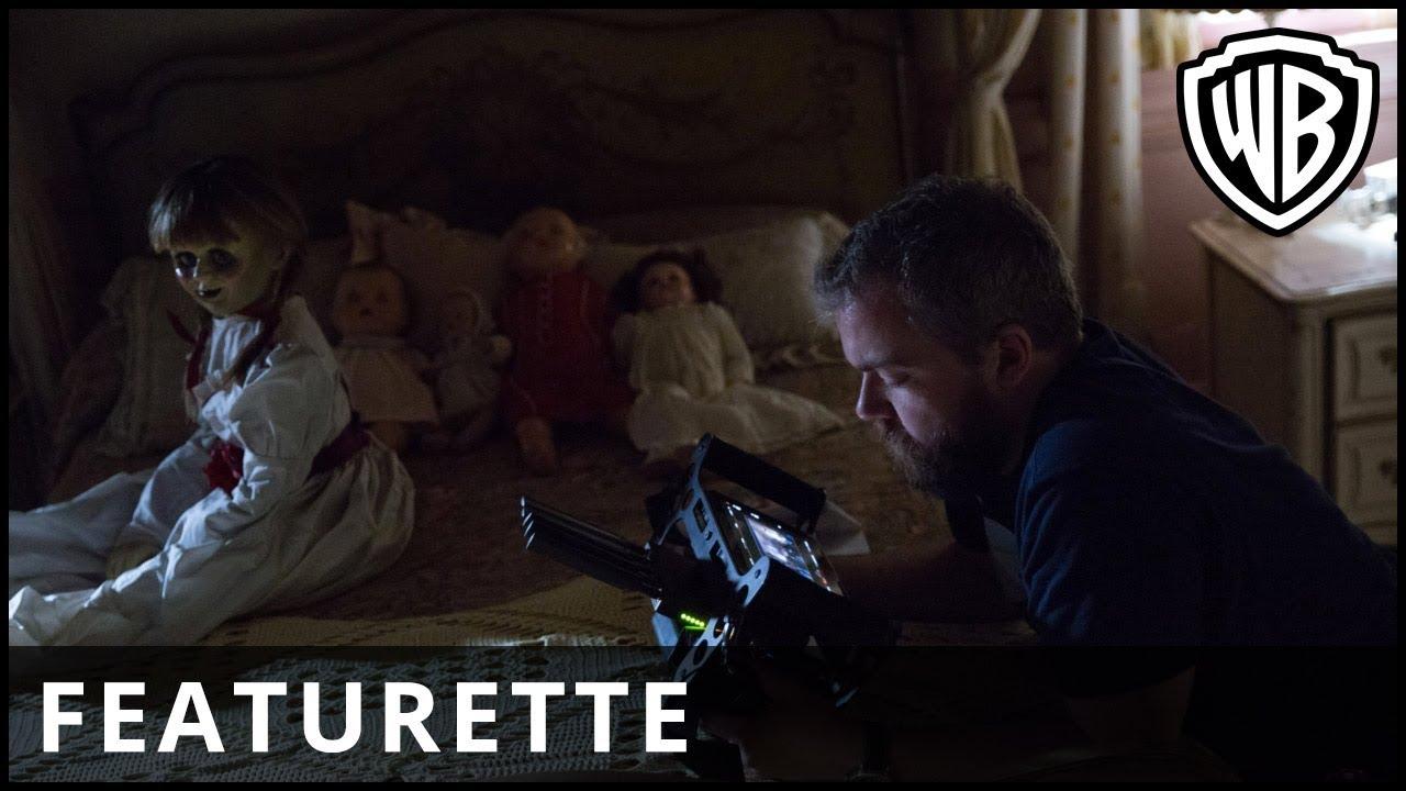 Annabelle: Creation – Featurette – Warner Bros. UK
