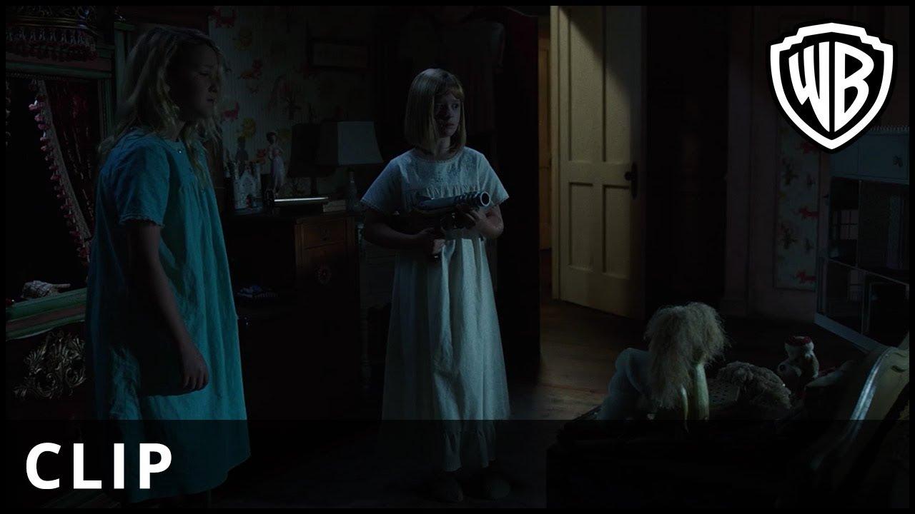Annabelle: Creation – I Think She Died – Warner Bros. UK