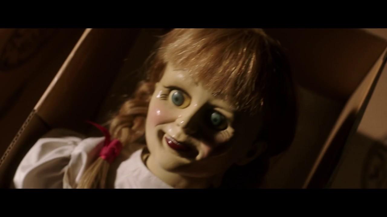 ANNABELLE: CREATION – New Trailer Tomorrow