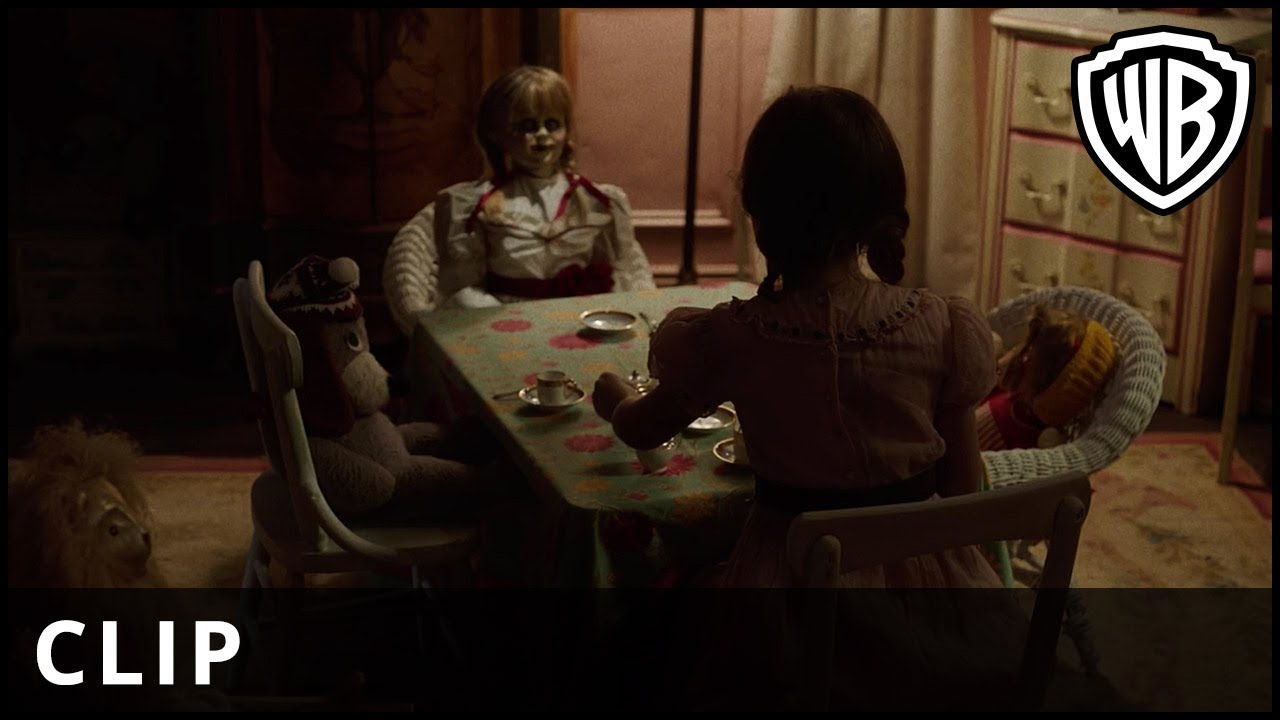 Annabelle: Creation – She Wanted Permission – Warner Bros. UK