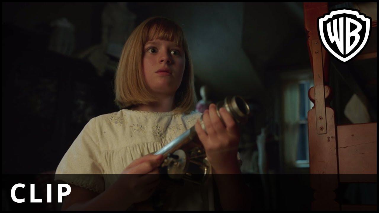 Annabelle: Creation – Toy Gun – Warner Bros. UK