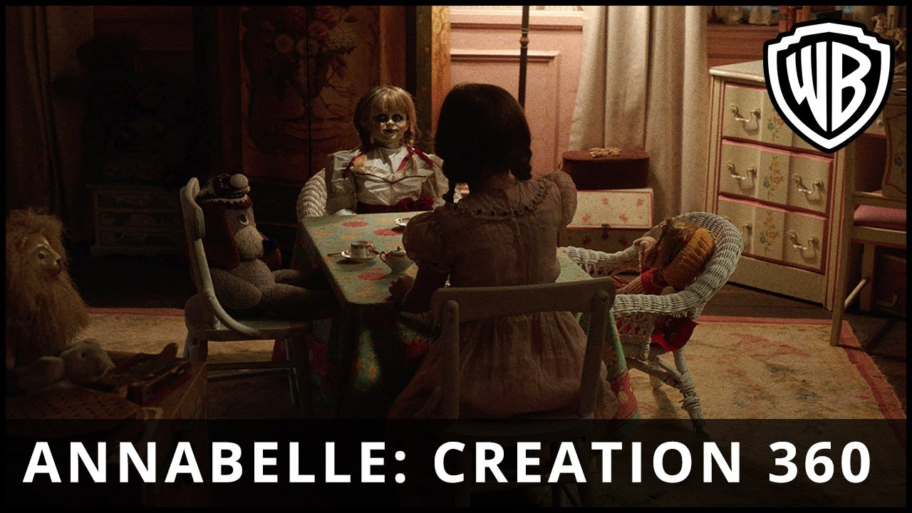 Annabelle: Creation – VR experience – Official Warner Bros. UK