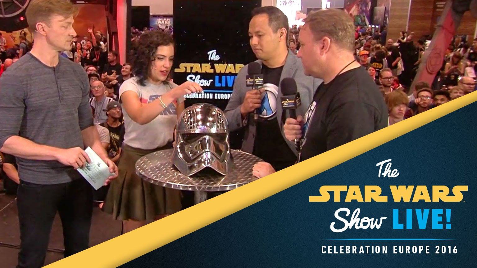 Anovos Interview | Star Wars Celebration Europe 2016