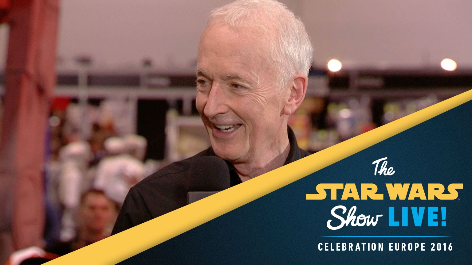 Anthony Daniels Interview | Star Wars Celebration Europe 2016