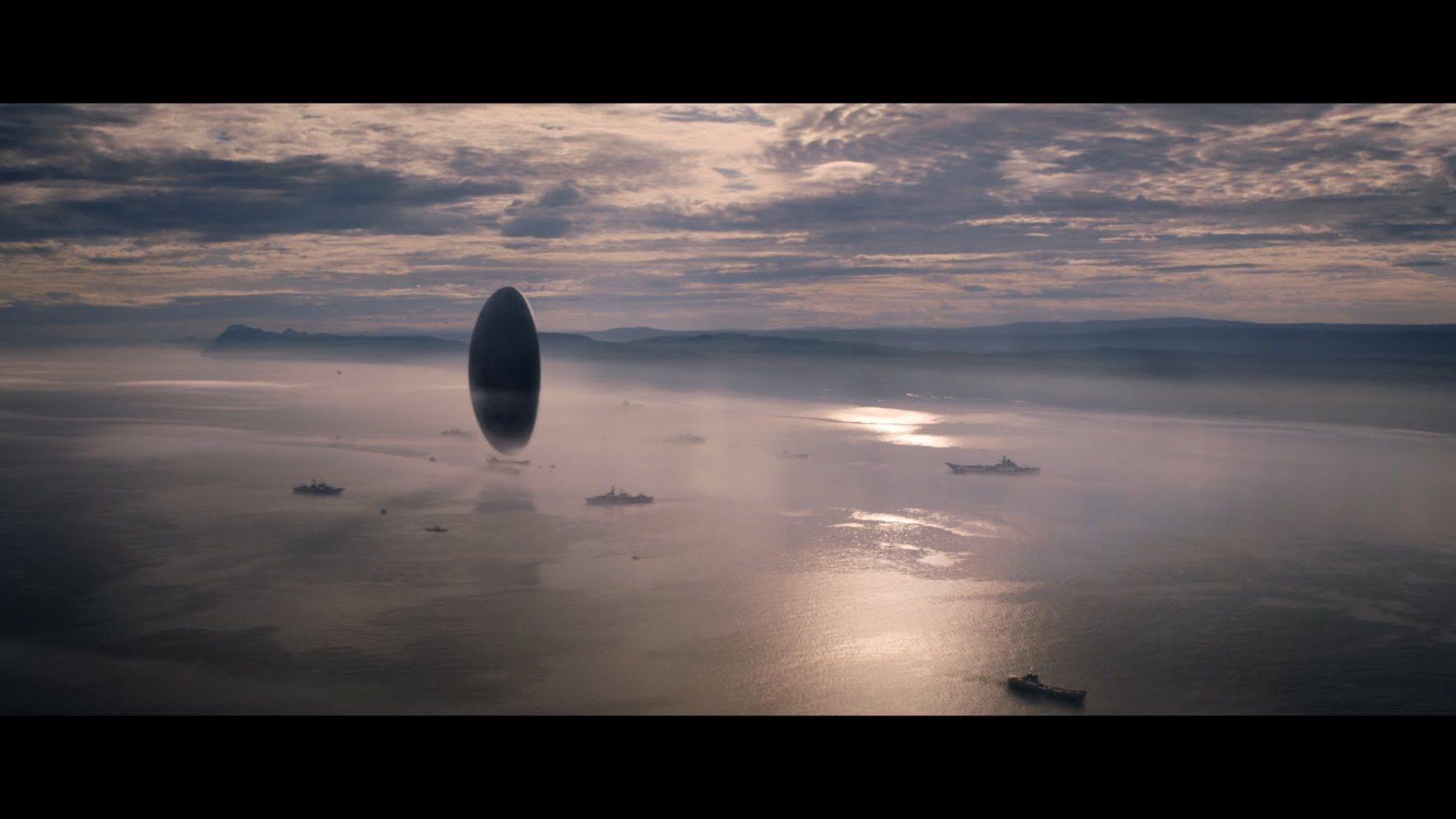 Arrival Teaser (2016) – Paramount Pictures