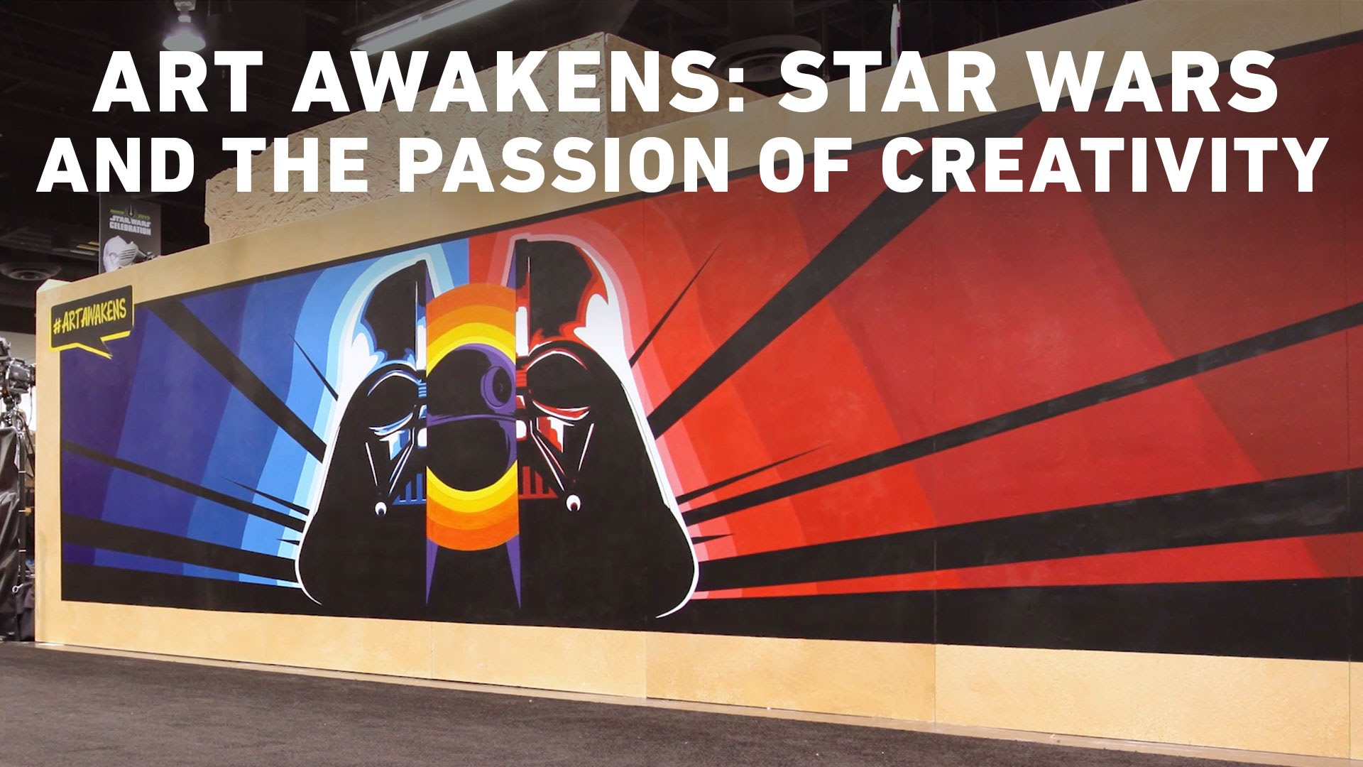 Art Awakens: Star Wars and the Passion of Creativity