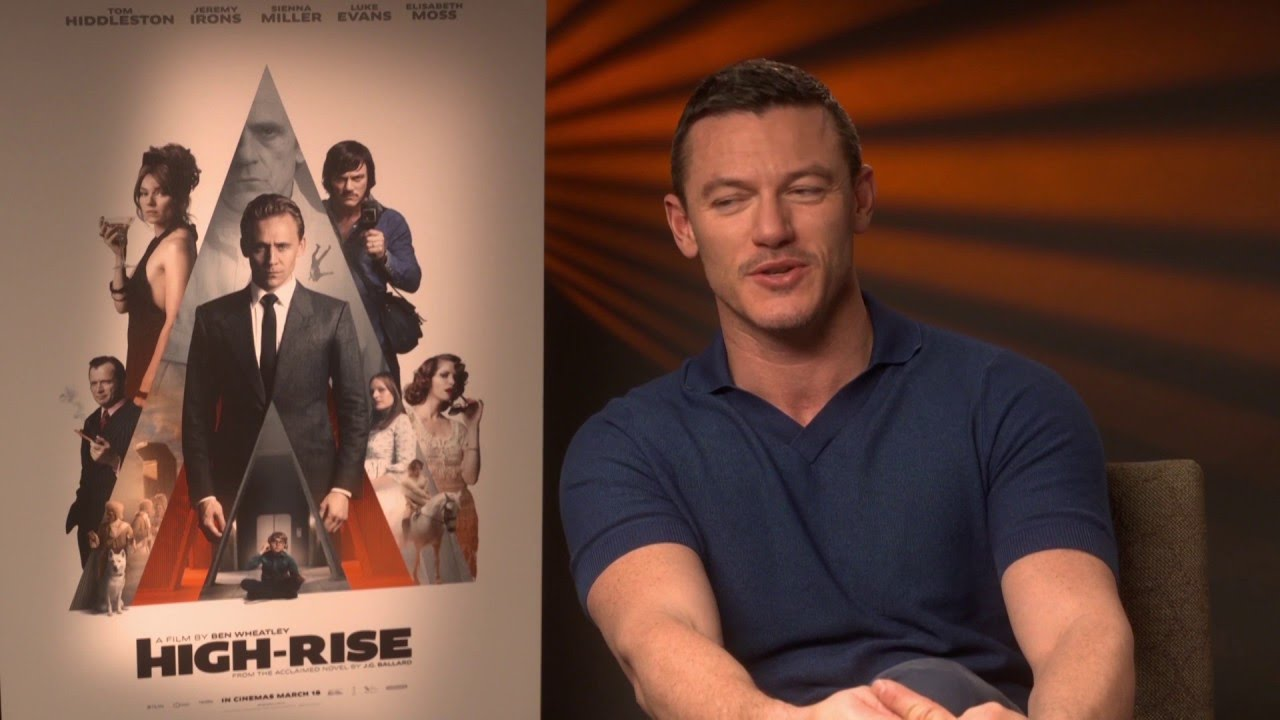 #AskLuke – High Rise is in cinemas Friday March 18th