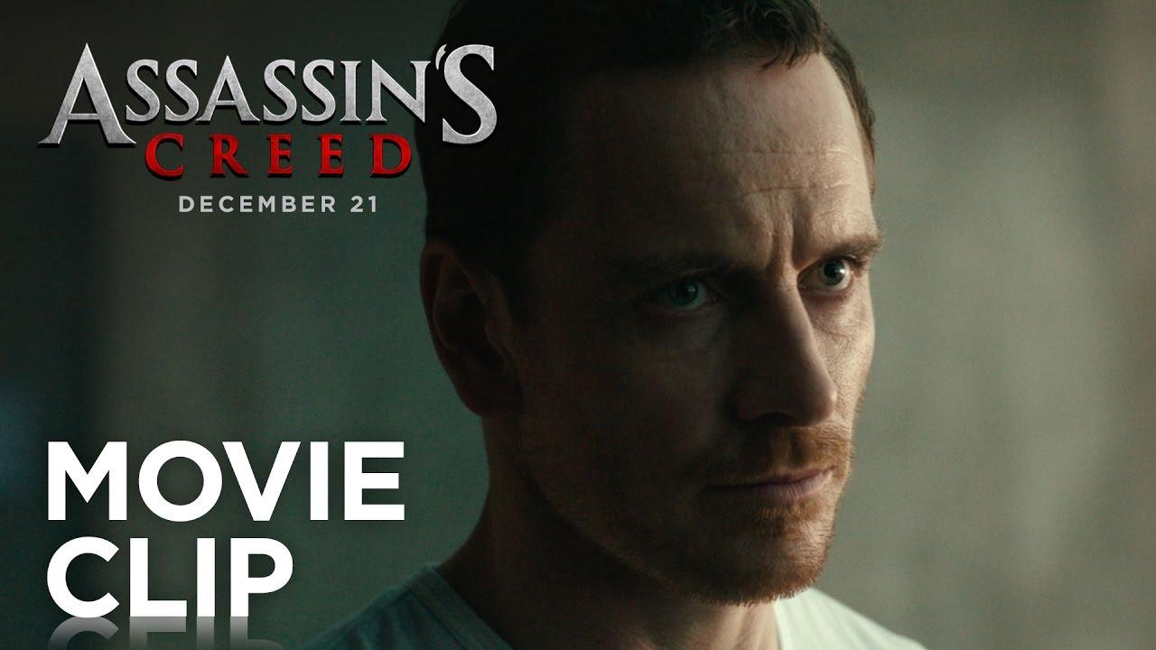"Assassin's Creed | ""Father's Blade"" Clip [HD] | 20th Century FOX"