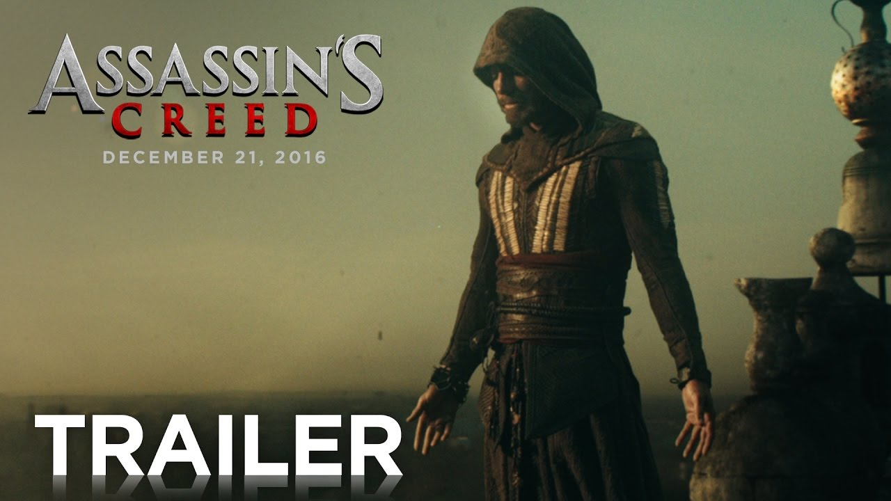 Assassin's Creed | Official Trailer 2 [HD] | 20th Century FOX