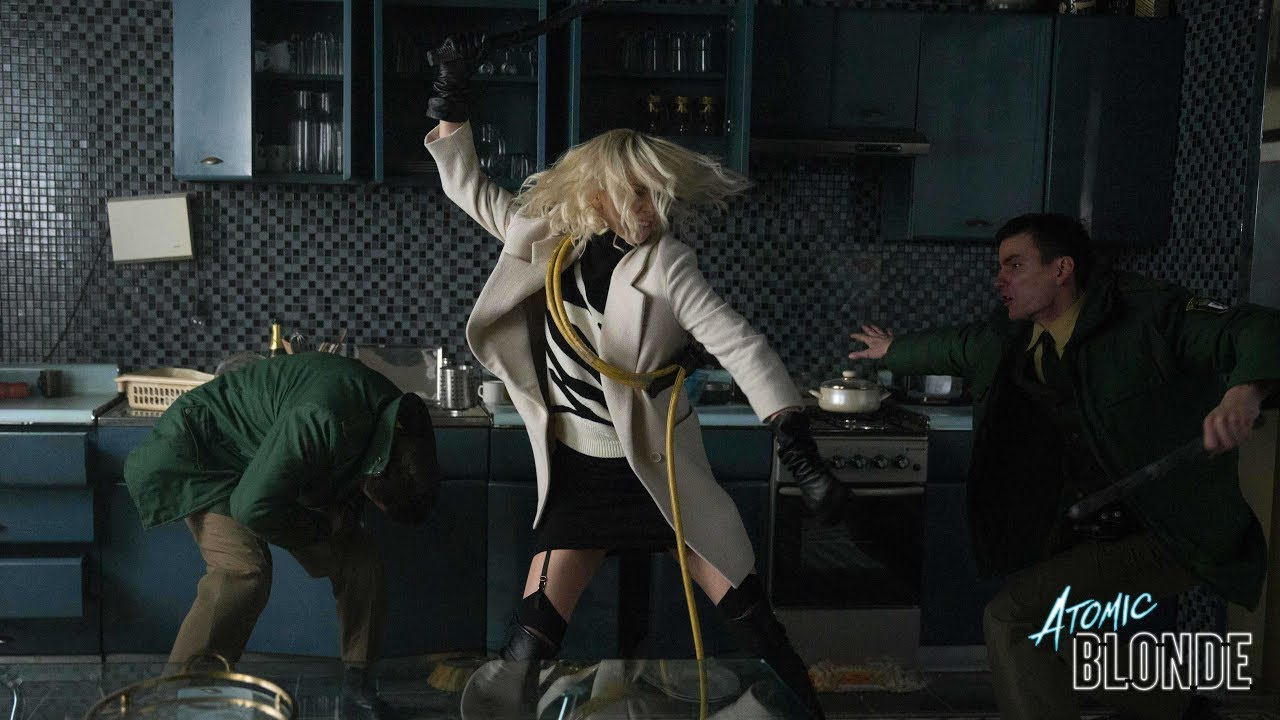 Atomic Blonde – Chapter 1: Father Figure