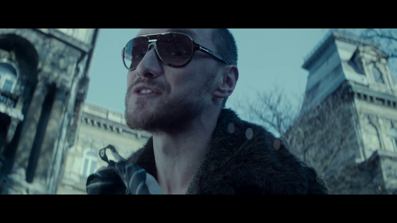 Atomic Blonde – David Percival has gone feral (Universal Pictures) HD