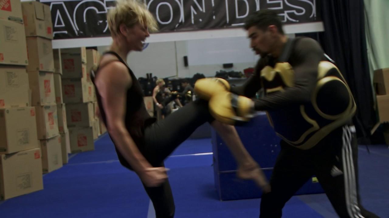 Atomic Blonde – Fight Like a Girl [HD]
