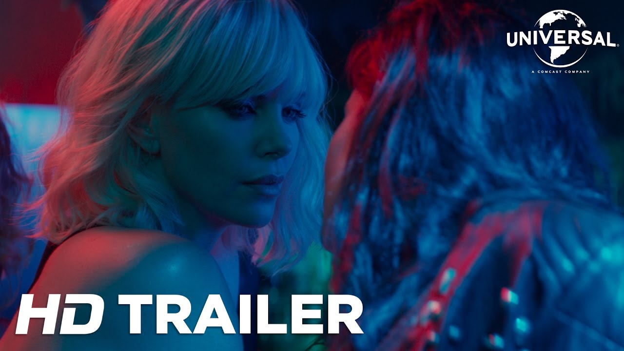 Atomic Blonde – Official Restricted Trailer 1 (Universal Pictures) HD