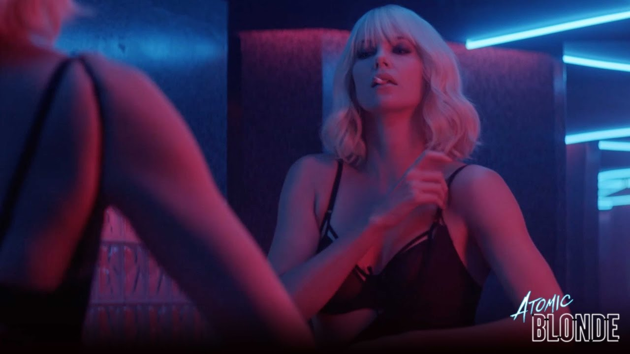 Atomic Blonde –  Official Trailer #2 [HD]