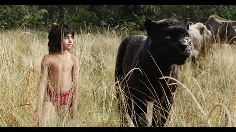 """Attention"" TV Spot – Disney's The Jungle Book"