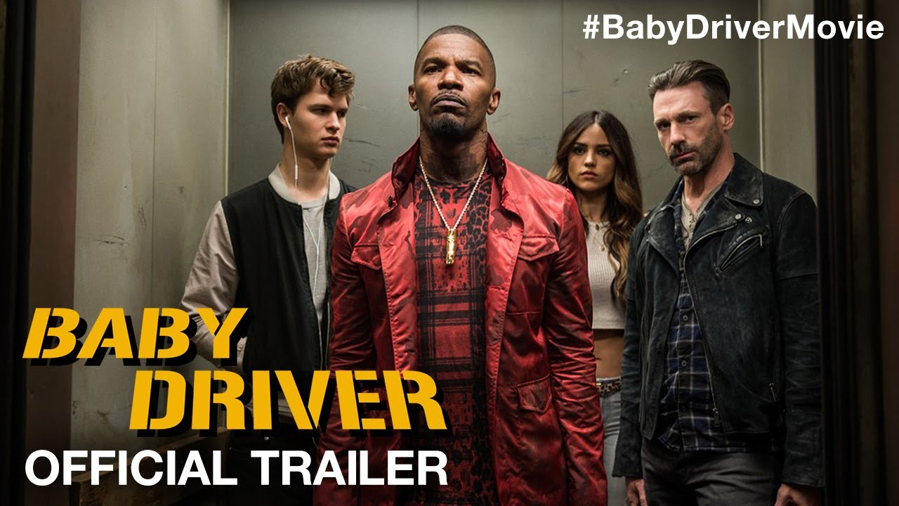 BABY DRIVER – International Trailer #3