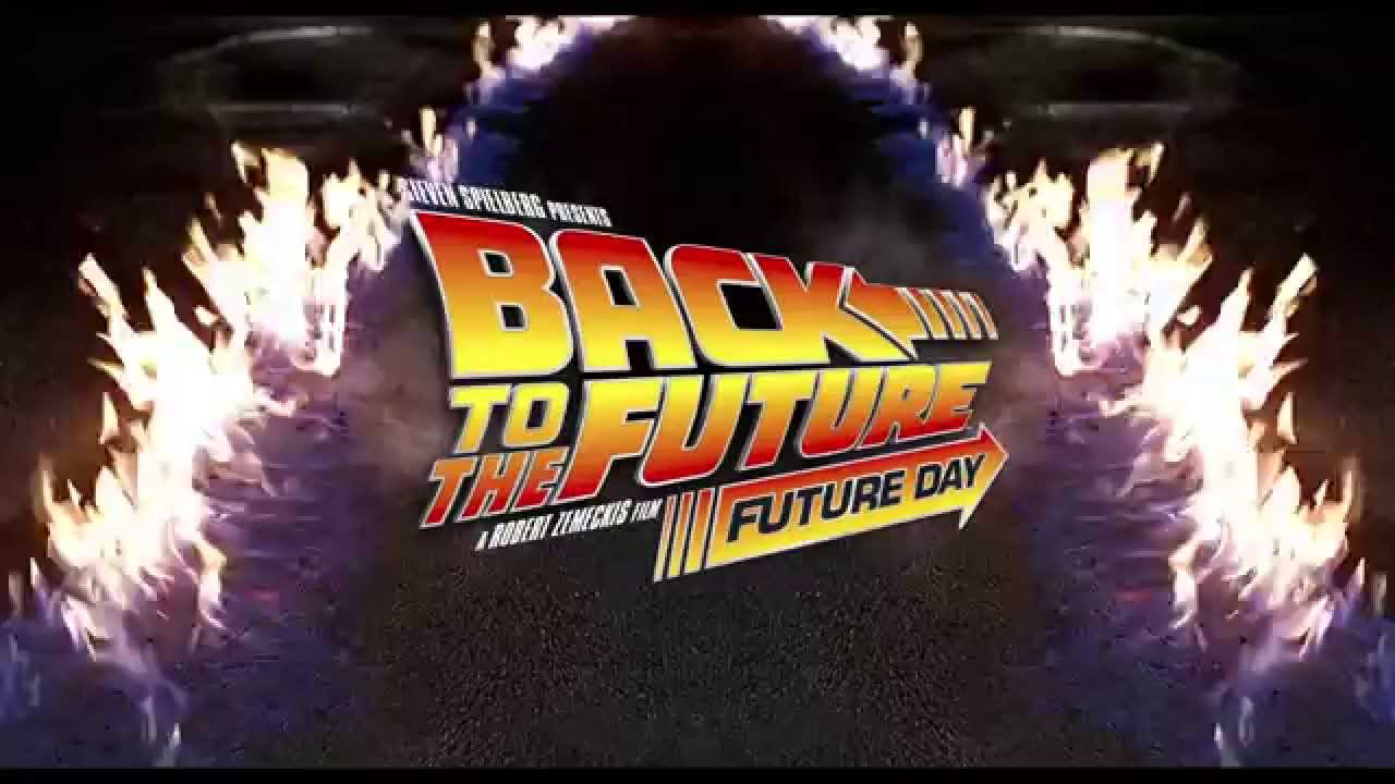 Back to the Future #FutureDay – (Universal Pictures)