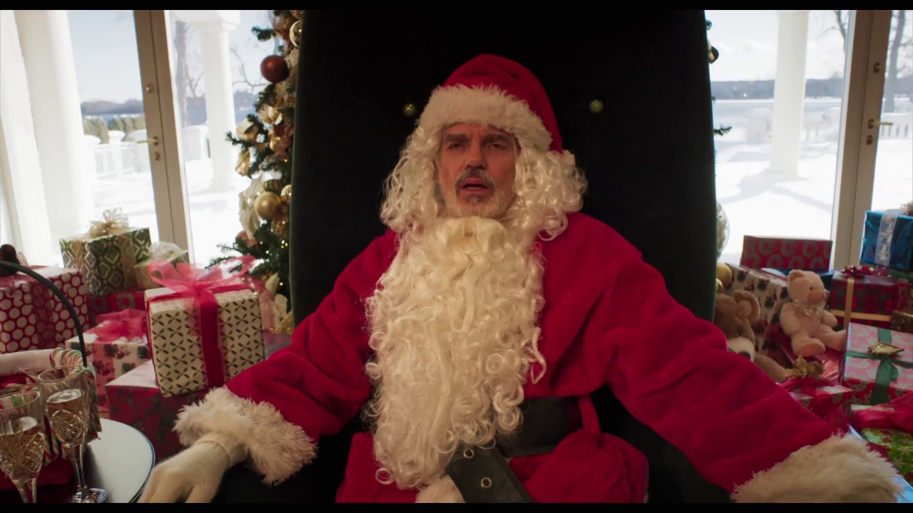 "BAD SANTA 2- ""DIRTY DRUNK"" TV SPOT"