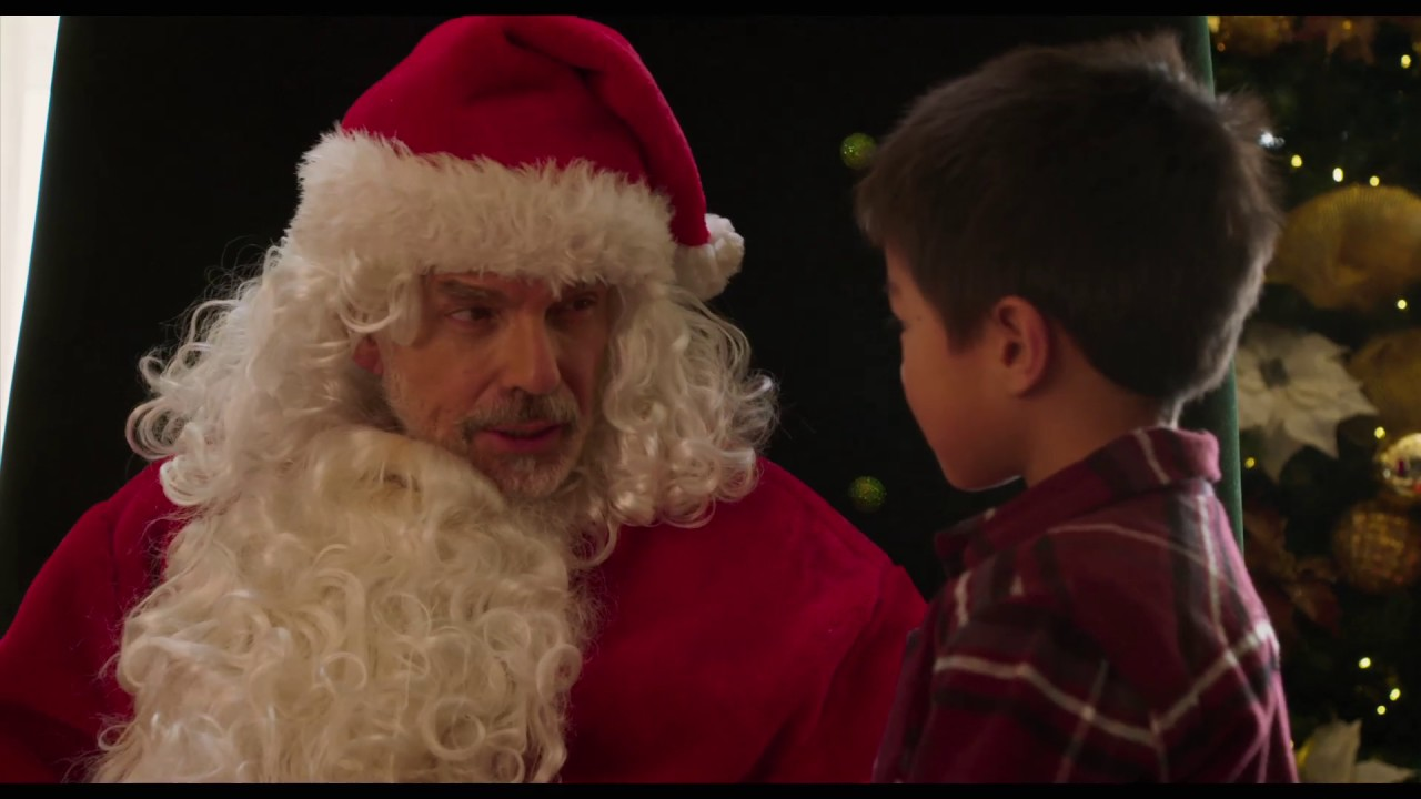 "BAD SANTA 2- ""JOLLY"" TV SPOT"