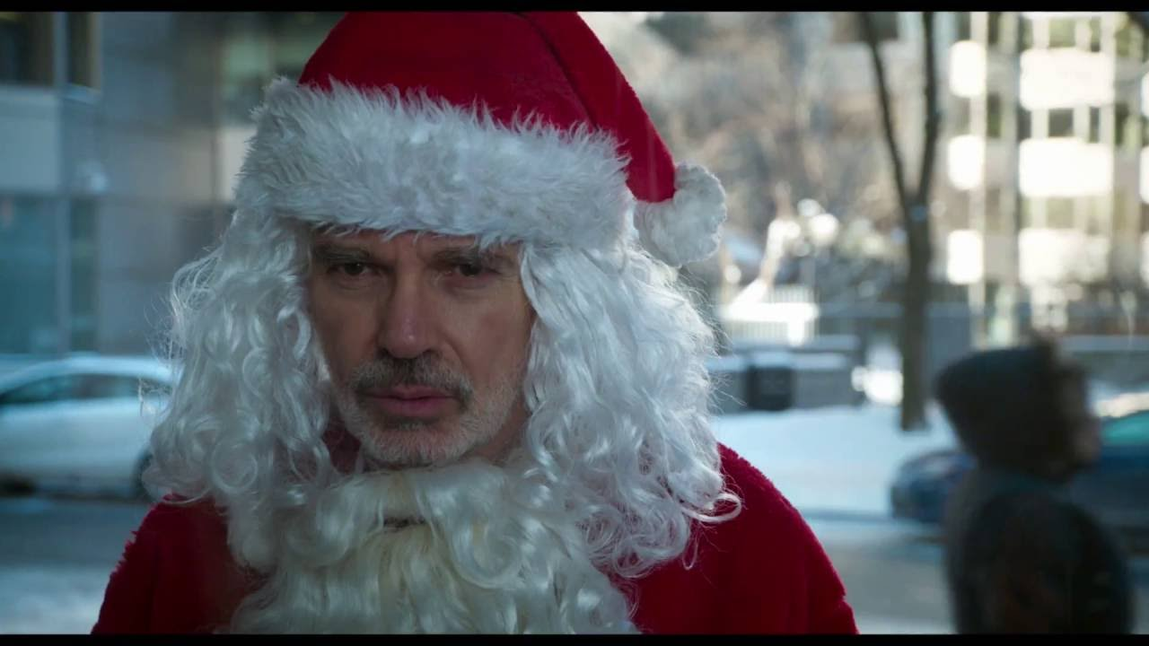 BAD SANTA 2 OFFICIAL GREEN BAND TRAILER [HD]
