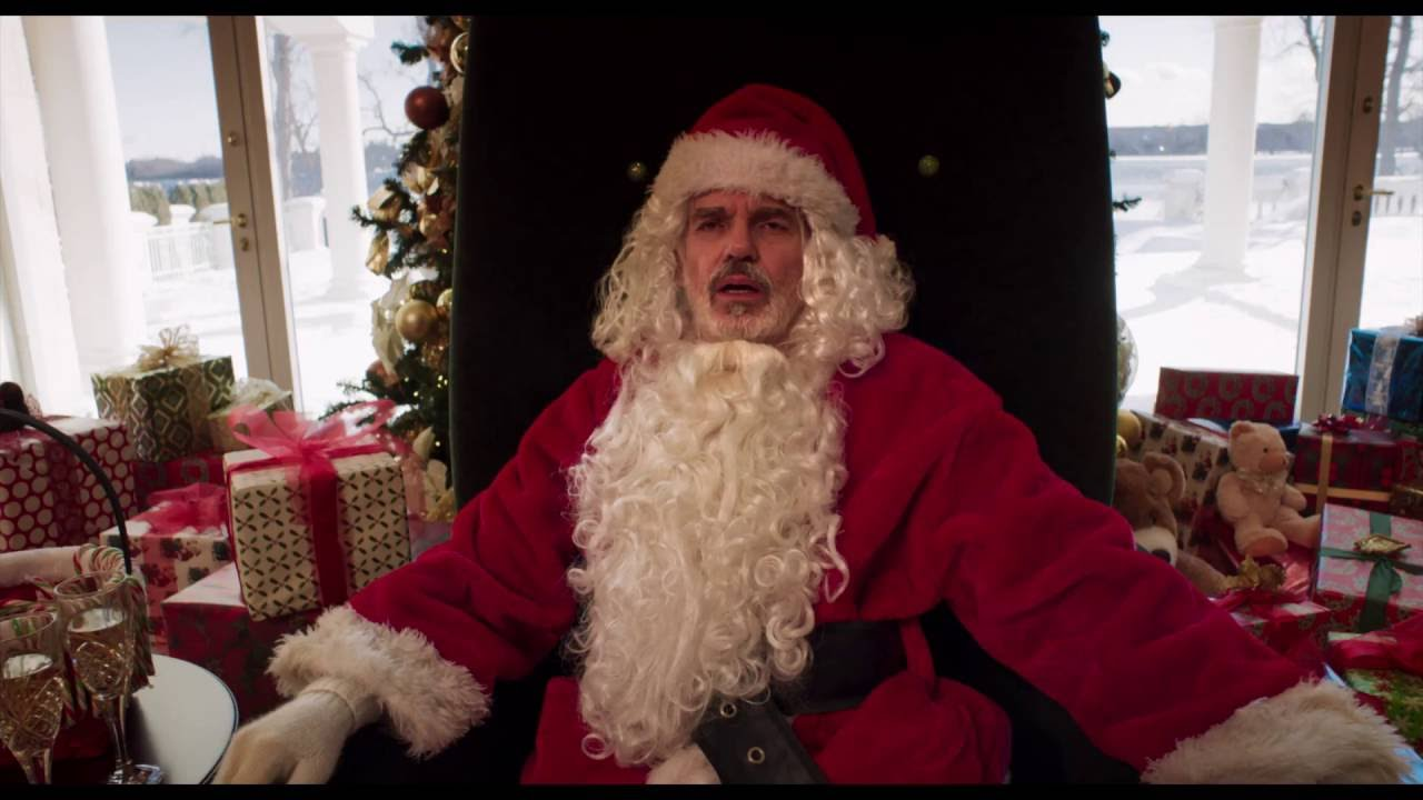Bad Santa 2 OFFICIAL RED BAND TRAILER [HD]