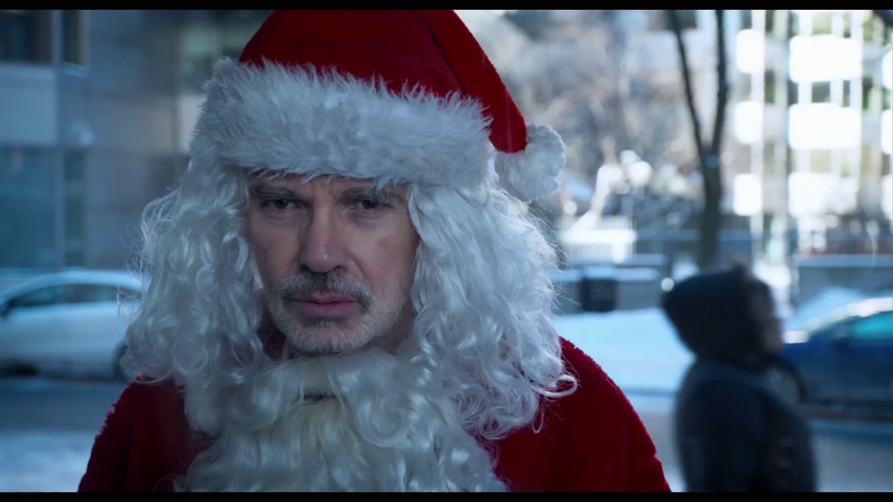 "BAD SANTA 2- ""SANTA'S BACK"" TV SPOT"